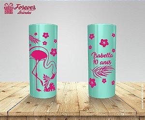 Copo Long Drink Flamingo