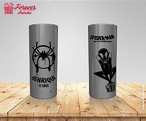 Copo Long Drink Homem Aranha