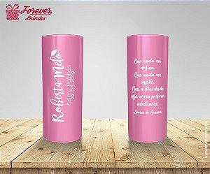 Copo Long Drink Administração Rosa