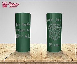 Copo Long Drink Aniversário Harry Potter