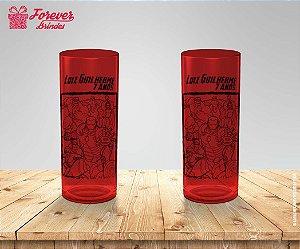 Copo Long Drink Personalizado Os Vingadores