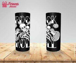 Copo Long Drink Personalizado Rock N' Roll