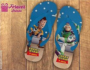 Chinelo Personalizado Do Toy Story