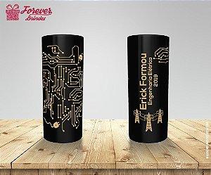 Copo Long Drink Formatura Engenharia Elétrica