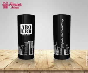 Copo Long Drink Formatura Arquitetura e Urbanismo