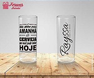 Copo Long Drink de Design De Moda