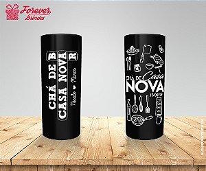 Copo Long Drink Personalizado Chá Da Casa Nova