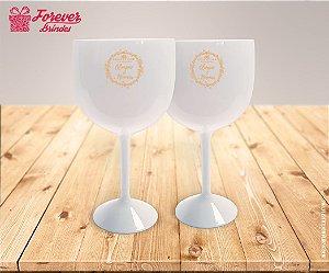 Taça De Gin Bodas De Casamento Personalizada