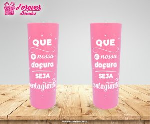 Copo Long Drink  Com Frases