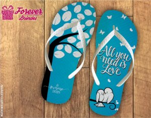 Chinelo All You Need Is Love