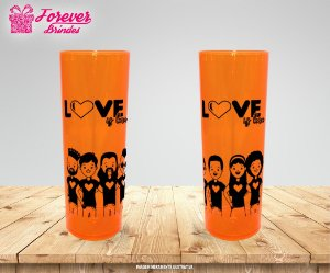 Copo Long Drink Toda Forma de Amor