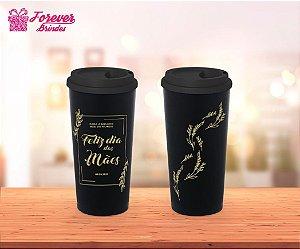 Copo Eco Café Para a Melhor Mãe do Mundo
