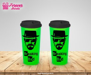 Copo Café Breaking Bad