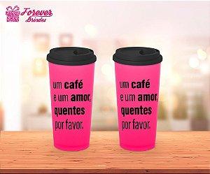 Copo Café e um Amor