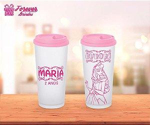 Copo Café Princesa Aurora