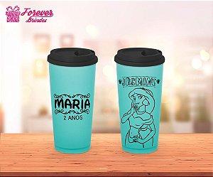 Copo Café Princesa Jasmine