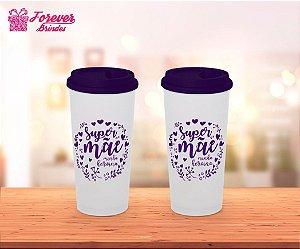 Copo Café Super Mãe