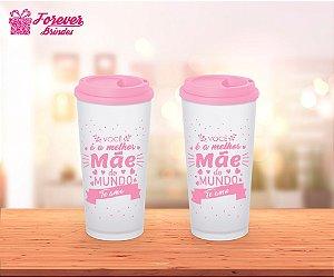 Copo Café Melhor Mãe do Mundo