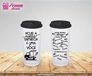 Copo Café  Dia do Motorista