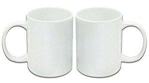 Caneca De Porcelana - Para Sublimação