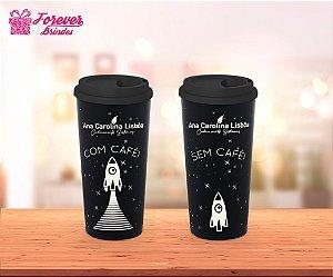 Copo Café Foguete