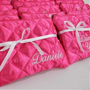 Necessaire Amor Rosa Pink
