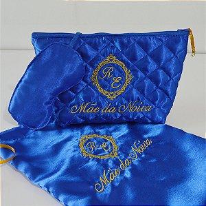 Kit Amizade Azul Royal