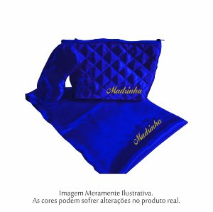 Kit Amizade Azul Royal