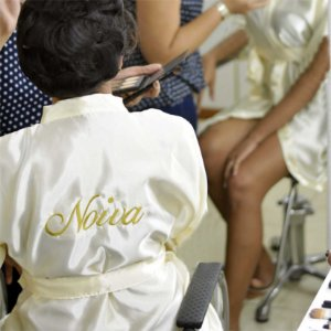 Robe Básico Off-White