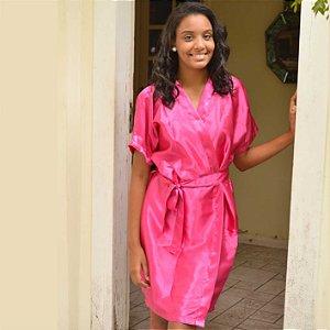 Robe Básico Rosa Pink