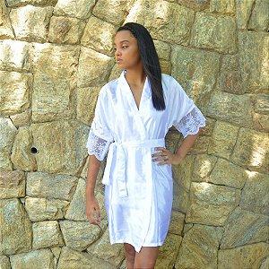 Robe Tradicional Branco