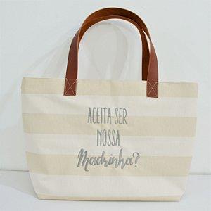 Bolsa Convite Madrinha