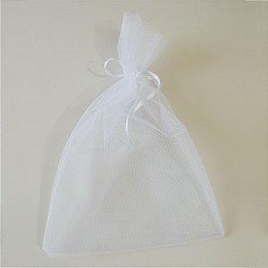 Kit c/ 10 sacos de filó para embalagem 48x29