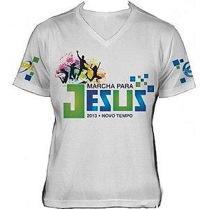 Camiseta Dry-fit