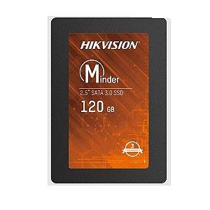 SSD Hikvision Minder 120GB Sata III