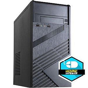 Computador Office5 Core i5 4690 3.60 Ghz + 8GB + SSD 120GB + Gabinete