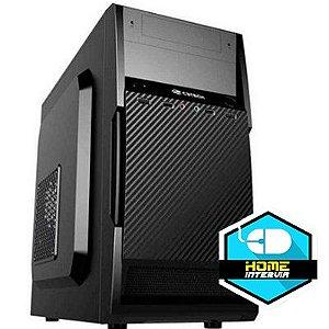 Computador Intervia Office Ryzen 5 1600 3.20Ghz Six Core + 4GB DDR4 + SSD 120GB + Geforce G210