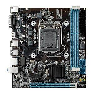 Placa Mãe GHT 1150P DDR3 TG-H81-G355-U/P S/V/R