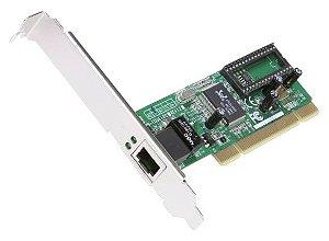 Placa de Rede 10/100 MBPS PCI