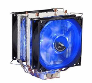 Cooler Duplo Gamer Azul Intel e Amd DX 9100D