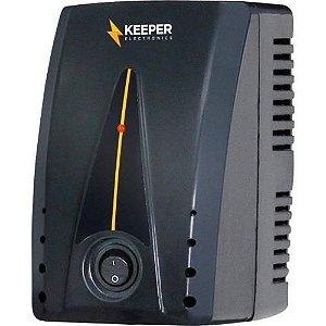 Protetor Eletrônico 500VA 115V PROTETOR II Preto KEEPER