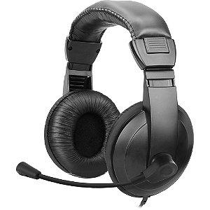 Fone de Ouvido com Microfone Multimídia HS-102 LITE
