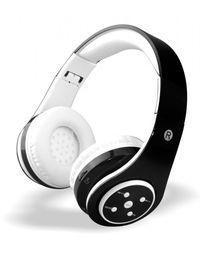 Fone de Ouvido com Microfone Bluetooth C/ Entrada de Cartão Micro SD / FM Radio Favix FX-B056