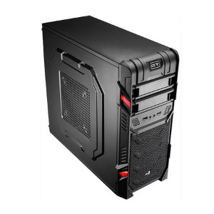 Gabinete Gamer Aerocool GT Black Edition