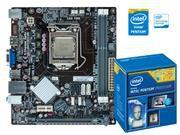 PLACA MAE COM PROCESSADOR INTEL CENTRIUM C2014-H81H3-M4 CORE I3-4160 3.60GHZ DDR3 1600MHZ H81 HDMI VGA