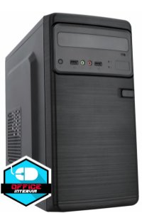 Computador Office2 Core i3 4130 3.4Ghz 3M + 4GB DDR3 1333Mhz + HD 1TB + Gabinete.
