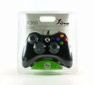 Controle Xbox 360 - PC com Fio
