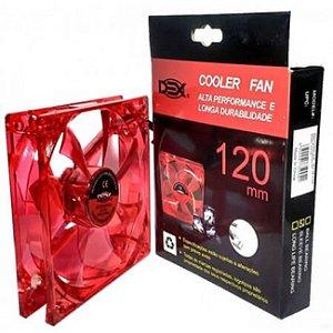 Cooler Gamer Vermelho DX-12L