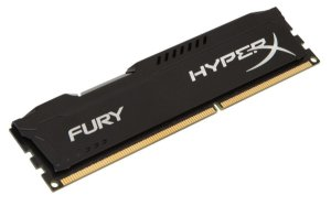 Memória Kingston HyperX FURY 4GB 1600 Mhz DDR3