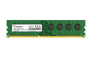 Memória 8GB DDR3 1600Mhz Adata
